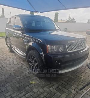 Land Rover Range Rover Sport 2008 Black   Cars for sale in Lagos State, Ajah