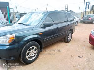 Honda Pilot 2006 EX 4x4 (3.5L 6cyl 5A) Gray | Cars for sale in Lagos State, Alimosho