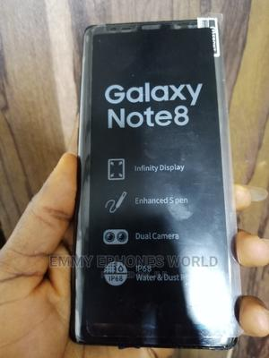 Samsung Galaxy Note 8 64 GB Black   Mobile Phones for sale in Lagos State, Ikeja