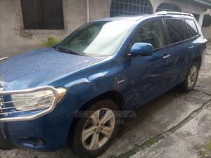 Toyota Highlander 2010 Limited Blue | Cars for sale in Delta State, Warri
