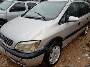 Opel Zafira 2003 Silver   Cars for sale in Rivers State, Port-Harcourt