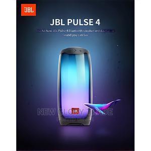 Jbl Pulse 4 Waterproof Bluetooth Speaker   Audio & Music Equipment for sale in Lagos State, Lekki
