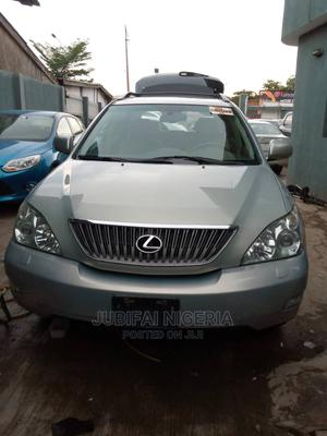 Lexus RX 2007 350 4x4 Gray | Cars for sale in Oyo State, Ibadan