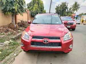 Toyota RAV4 2011 2.5 Limited 4x4 Red | Cars for sale in Lagos State, Ogba