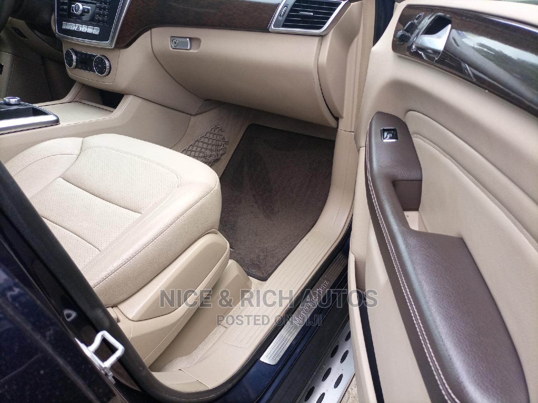 Mercedes-Benz M Class 2014 Blue | Cars for sale in Lekki, Lagos State, Nigeria