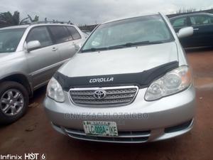 Toyota Corolla 2004 Sedan Automatic Silver | Cars for sale in Imo State, Owerri
