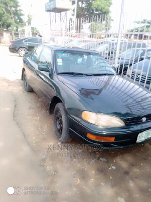 Toyota Camry 1996 LE Sedan Green   Cars for sale in Lagos State, Isolo