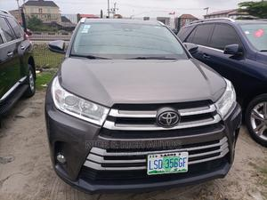 Toyota Highlander 2017 Gray | Cars for sale in Lagos State, Lekki