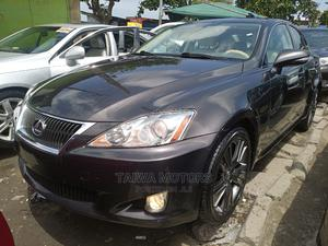 Lexus IS 2010 250 AWD Automatic Brown   Cars for sale in Lagos State, Apapa