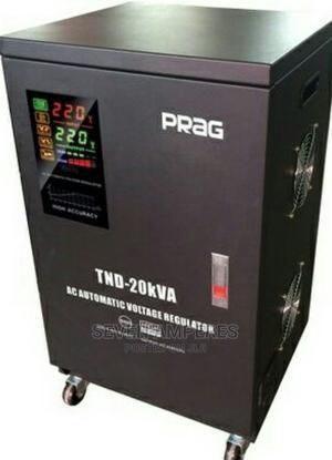 20kva Servo Motor Stabilizer | Electrical Equipment for sale in Lagos State, Lekki