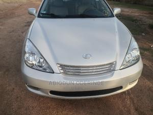 Lexus ES 2002 300 Silver | Cars for sale in Kwara State, Offa