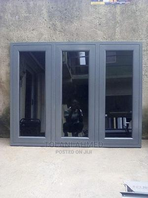 Saray Aluminum Extrusion Facade System for Windows | Windows for sale in Lagos State, Ajah