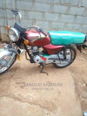 Bajaj Boxer 2016 Red   Motorcycles & Scooters for sale in Abuja (FCT) State, Gwagwalada