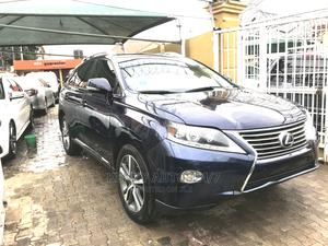 Lexus RX 2015 350 FWD Blue | Cars for sale in Lagos State, Ikeja
