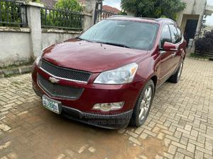 Chevrolet Traverse 2010 LTZ Red   Cars for sale in Abuja (FCT) State, Apo District