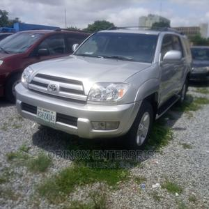 Toyota 4-Runner 2003 4.7 Silver | Cars for sale in Abuja (FCT) State, Garki 2