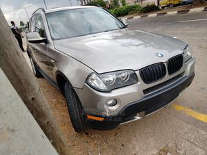 BMW X3 2010 xDrive30i Beige | Cars for sale in Lagos State, Ikeja