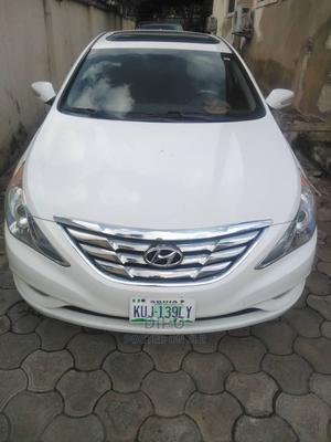 Hyundai Sonata 2011 White | Cars for sale in Abuja (FCT) State, Kubwa