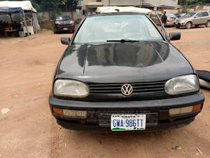 Volkswagen Golf 1999 2.0 Blue | Cars for sale in Abuja (FCT) State, Central Business District