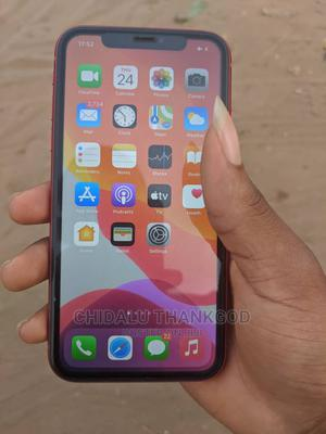 Apple iPhone 11 128 GB Red   Mobile Phones for sale in Anambra State, Nnewi