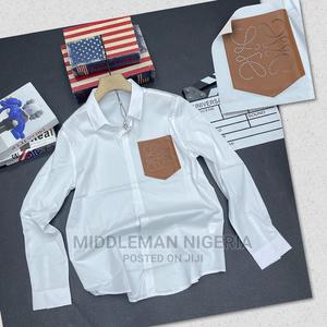 Top Notch Designers Long Sleeves Shirts | Clothing for sale in Lagos State, Apapa