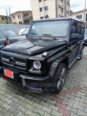 Mercedes-Benz G-Class 2010 Black | Cars for sale in Lagos State, Ikeja