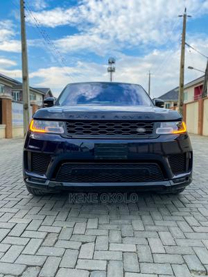 Land Rover Range Rover Sport 2018 Supercharged Blue | Cars for sale in Lagos State, Lekki