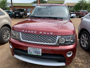 Land Rover Range Rover Sport 2008 Red | Cars for sale in Delta State, Oshimili South