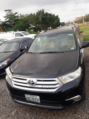 Toyota Highlander 2008 Black   Cars for sale in Abuja (FCT) State, Jabi