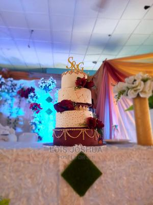 Wedding Cakes   Party, Catering & Event Services for sale in Kwara State, Ilorin West
