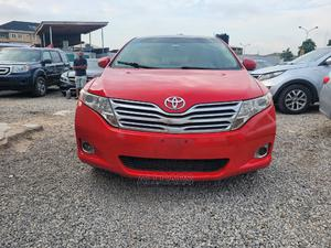 Toyota Venza 2011 AWD Red   Cars for sale in Lagos State, Yaba