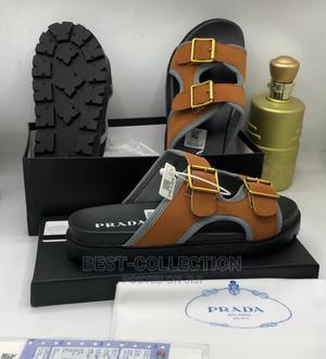 Designer Prada Palm Slippers   Shoes for sale in Lagos State, Lagos Island (Eko)