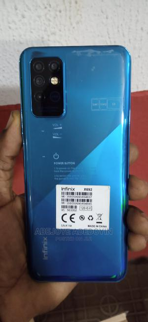 Infinix Note 8 (x692) 128 GB Blue | Mobile Phones for sale in Lagos State, Yaba