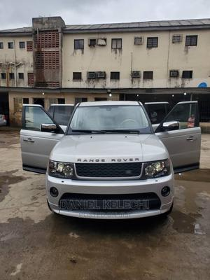 Land Rover Range Rover Sport 2009 HSE 4x4 (4.4L 8cyl 6A) Silver | Cars for sale in Lagos State, Amuwo-Odofin