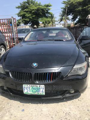 BMW 6 Series 2007 Black | Cars for sale in Lagos State, Ajah