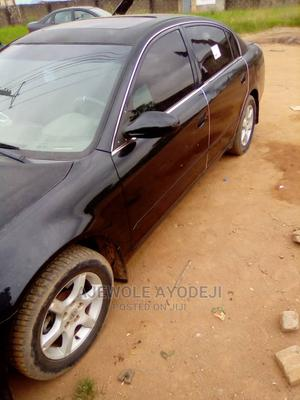 Nissan Altima 2006 2.5 Black | Cars for sale in Lagos State, Alimosho