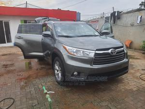Toyota Highlander 2015 Gray | Cars for sale in Lagos State, Ajah