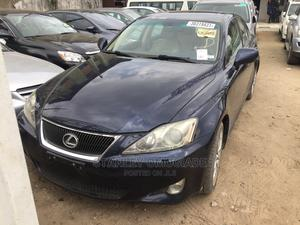 Lexus IS 2006 250 AWD Blue   Cars for sale in Lagos State, Yaba