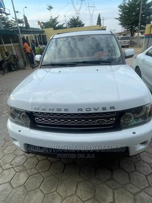 Land Rover Range Rover Sport 2012 HSE 4x4 (5.0L 8cyl 6A) White | Cars for sale in Lagos State, Alimosho
