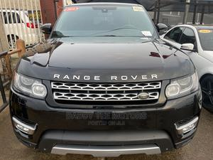 Land Rover Range Rover Sport 2014 HSE 4x4 (3.0L 6cyl 8A) Black | Cars for sale in Lagos State, Ikeja