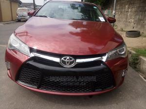 Toyota Camry 2016 Red | Cars for sale in Lagos State, Surulere