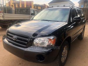 Toyota Highlander 2007 Black | Cars for sale in Lagos State, Alimosho