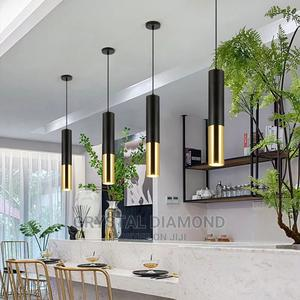 Nordic Long Tube Pendant Lights Length Adjustable Pendant   Home Accessories for sale in Lagos State, Magodo