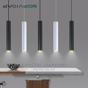 Nordic Long Tube Pendant Lights Length Adjustable Pendant   Home Accessories for sale in Lagos State, Ogudu