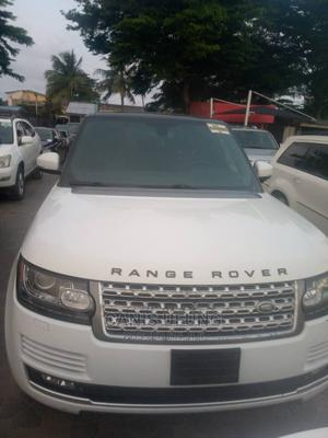 Land Rover Range Rover Sport 2014 White   Cars for sale in Lagos State, Ajah