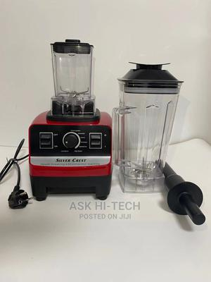 Silver Crest Blender With Double Cup's 4500watt   Kitchen Appliances for sale in Abuja (FCT) State, Kuje