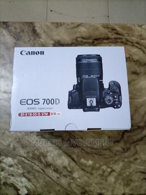 EOS Canon 700D | Photo & Video Cameras for sale in Lagos State, Oshodi