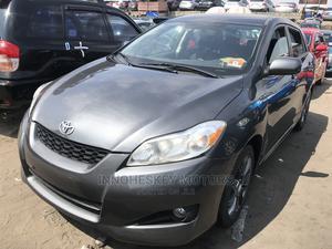 Toyota Matrix 2010 Gray | Cars for sale in Lagos State, Apapa