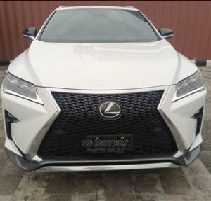 Lexus RX 2019 350 F Sport AWD White   Cars for sale in Abuja (FCT) State, Wuse 2
