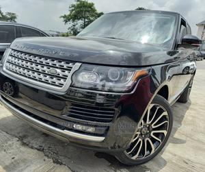 Land Rover Range Rover Vogue 2015 Black | Cars for sale in Lagos State, Magodo